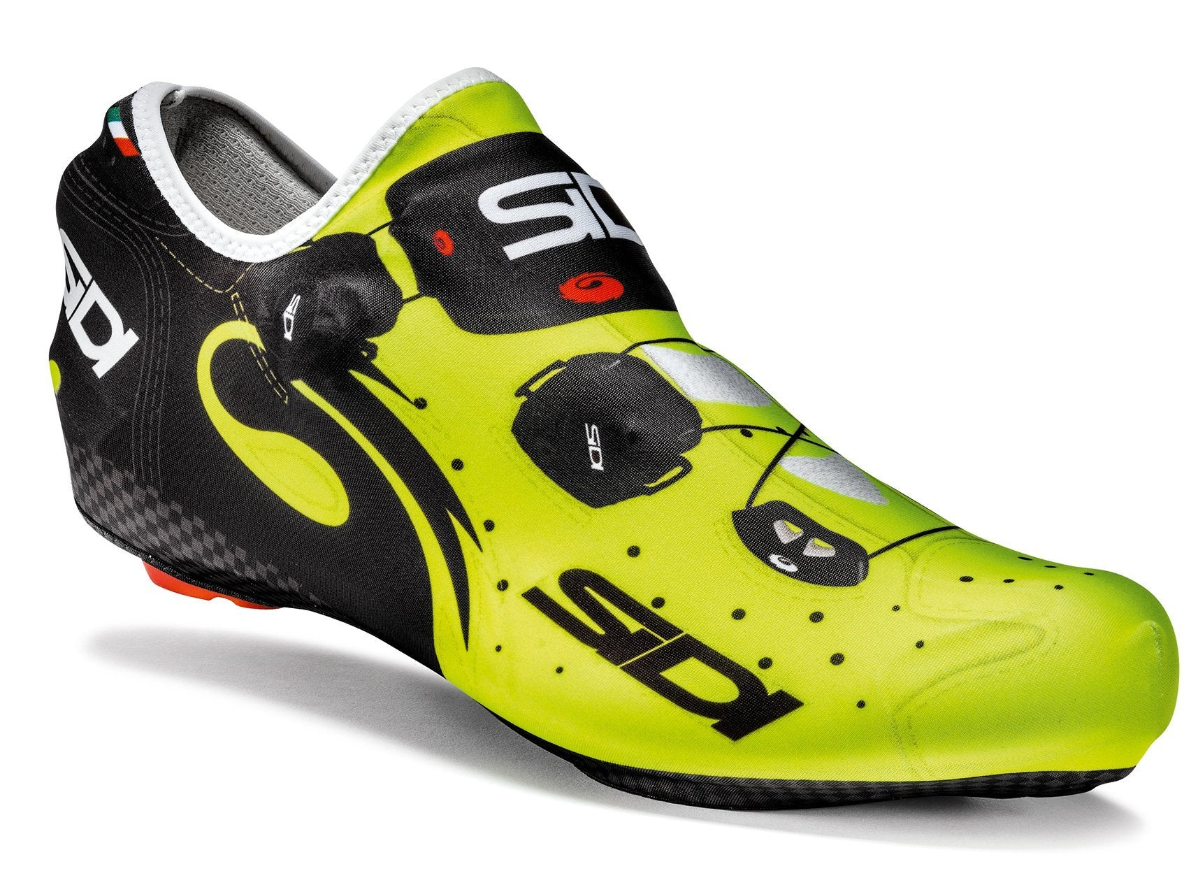 Sidi-Sidi Wire Lycra Shoe Covers - Action Athlete Supply