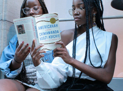 Black Girls Gather, A Book Club