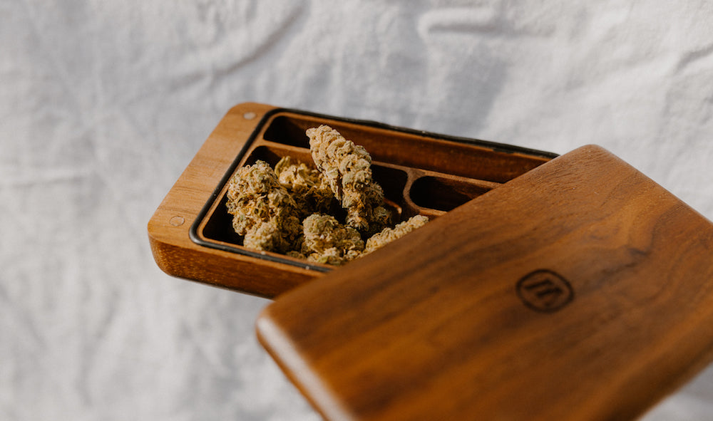 Allume The Trim blog cannabis accessories