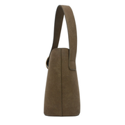 The Elsie Odour Proof Vegan Suede Handbag