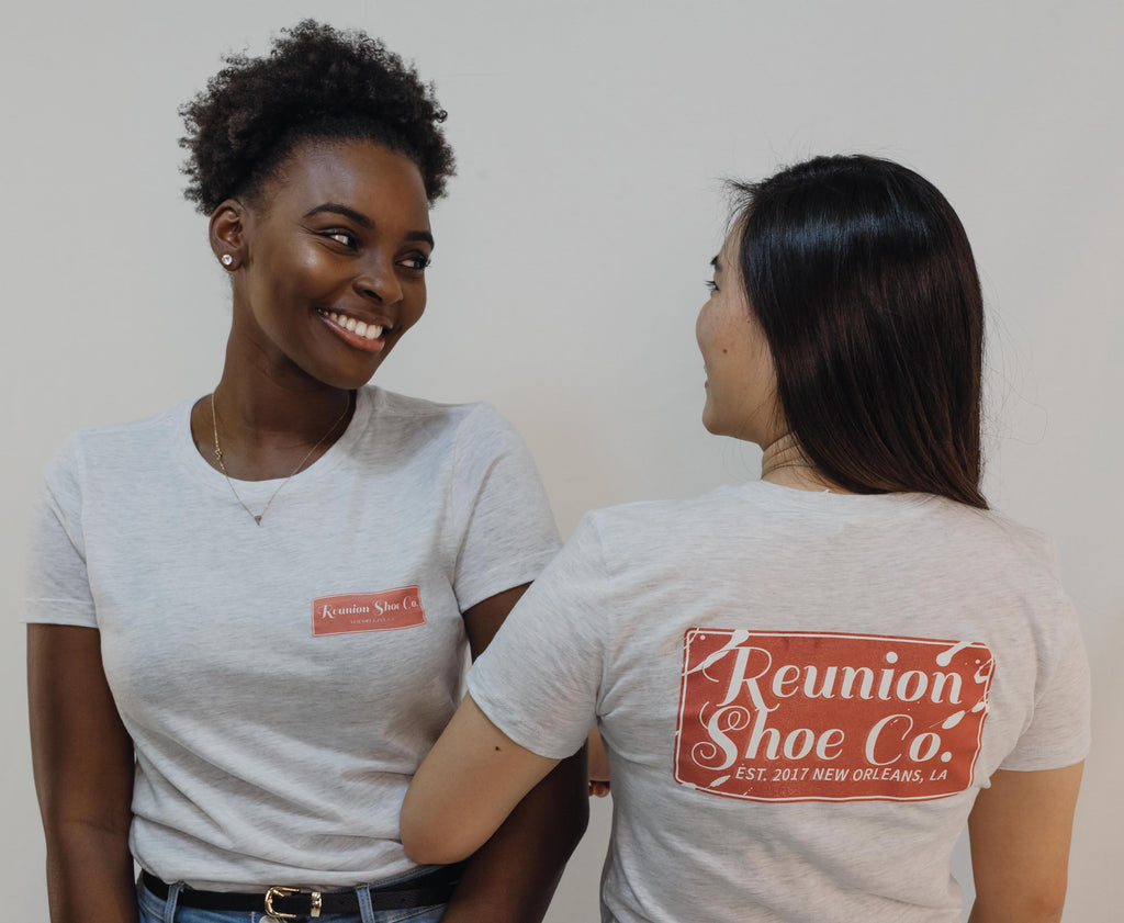 Reunion Logo Short-Sleeve Shirt