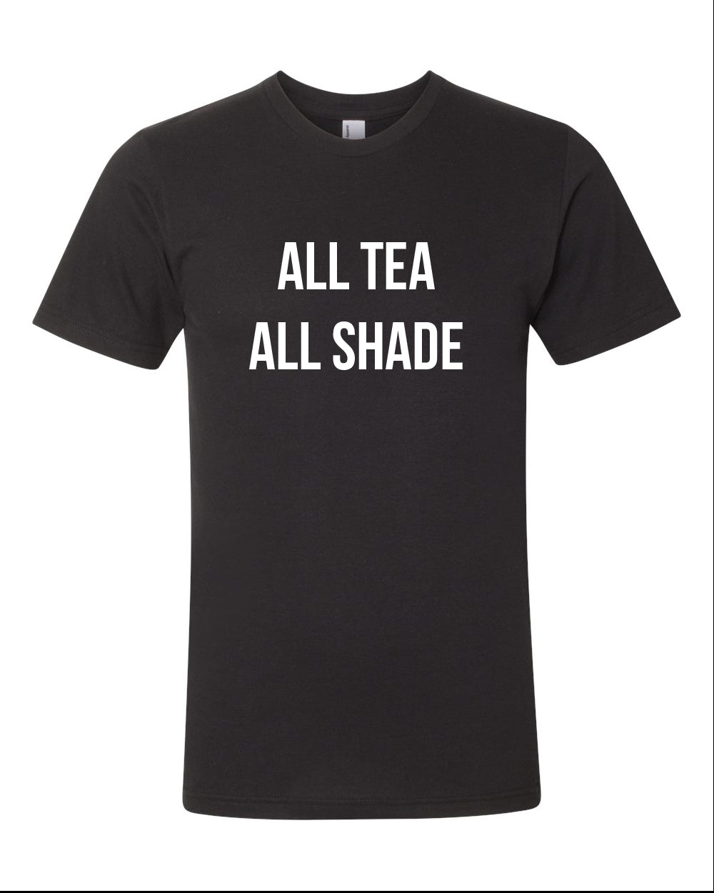 All Tea All Shade Black T-Shirt