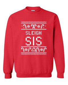 *LTD* Red Ugly Christmas Sweater