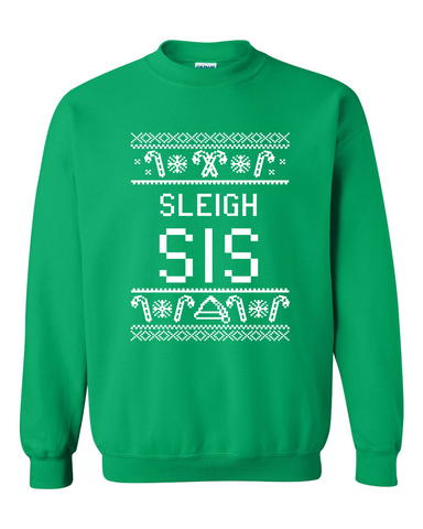 *LTD* Green Ugly Christmas Sweater