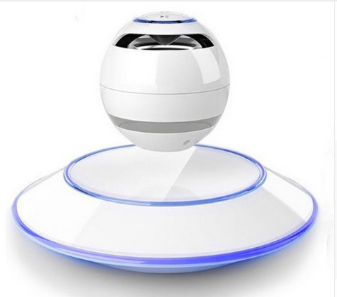 Levitating Wireless Bluetooth Speaker