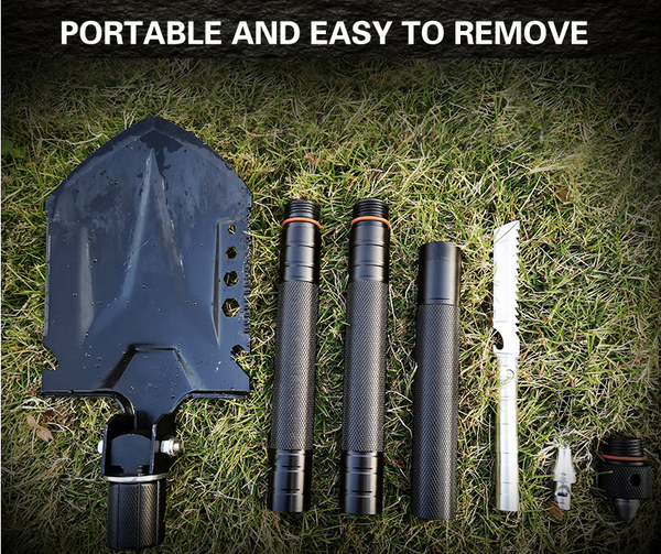 Multifunctional Survival Shovel
