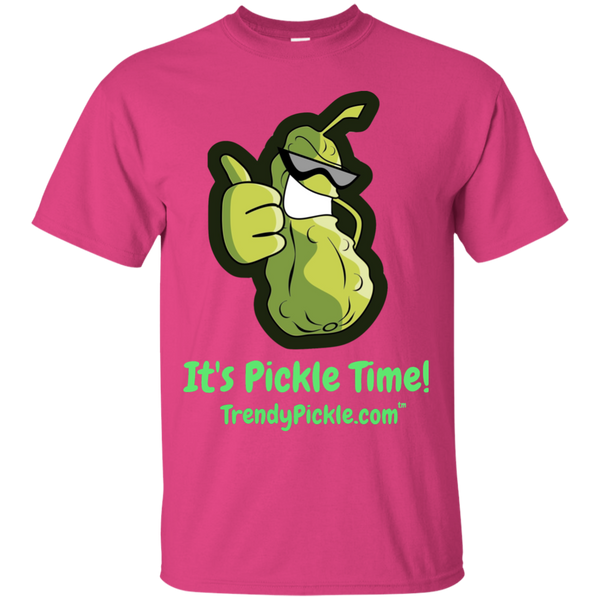 CustomCat T-Shirts Heliconia / S Phil Pickle T-Shirt