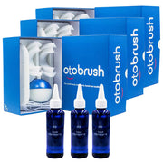 Otobrush™, Hands-Free Automatic Toothbrush & Liquid Toothpaste Bundle of 3 - FAMILY PACK