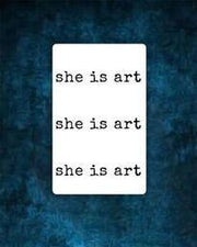 She is art Tattoo.