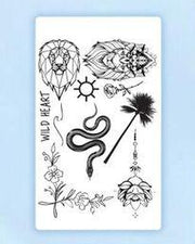 Nature Lover Tattoo Bundle