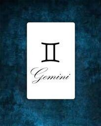 Gemini Astrology Tattoo.