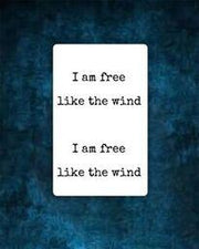 Free like the wind tattoo