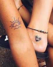 Beach Vibes Tattoo Pack