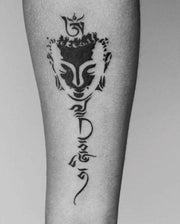 Goddess Tattoo.