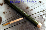 7´6 Traveller Feather klasse 3