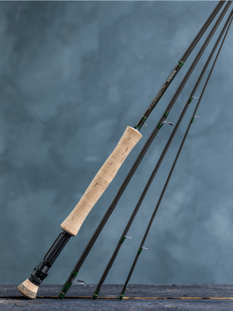 NORSKER 9´ Light Sea Trout Klasse 5