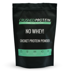 NO WHEY! Cricket Protein Powder