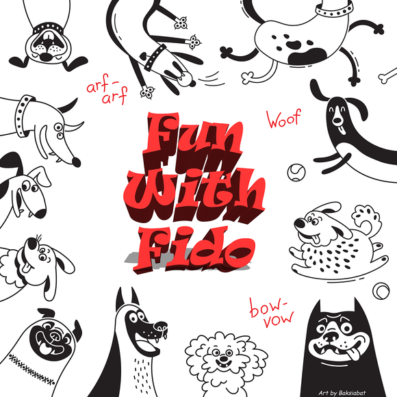Fun With Fido Planners