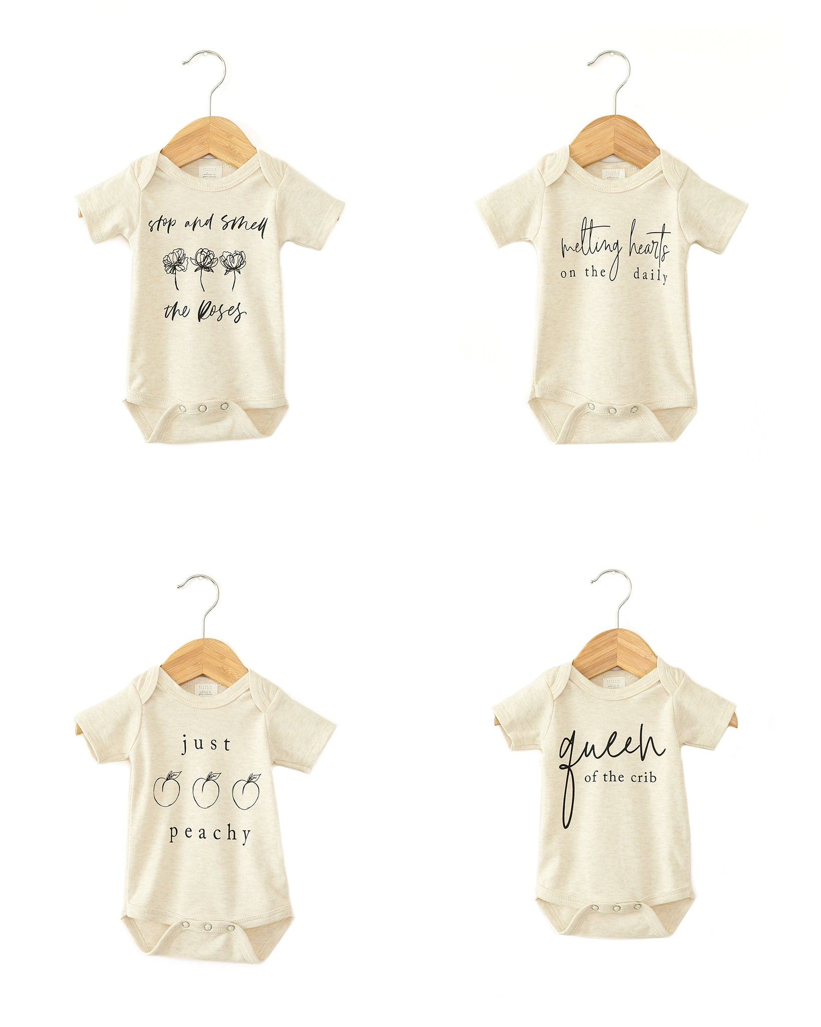 Queen Of The Crib Bodysuit - Reverie Threads