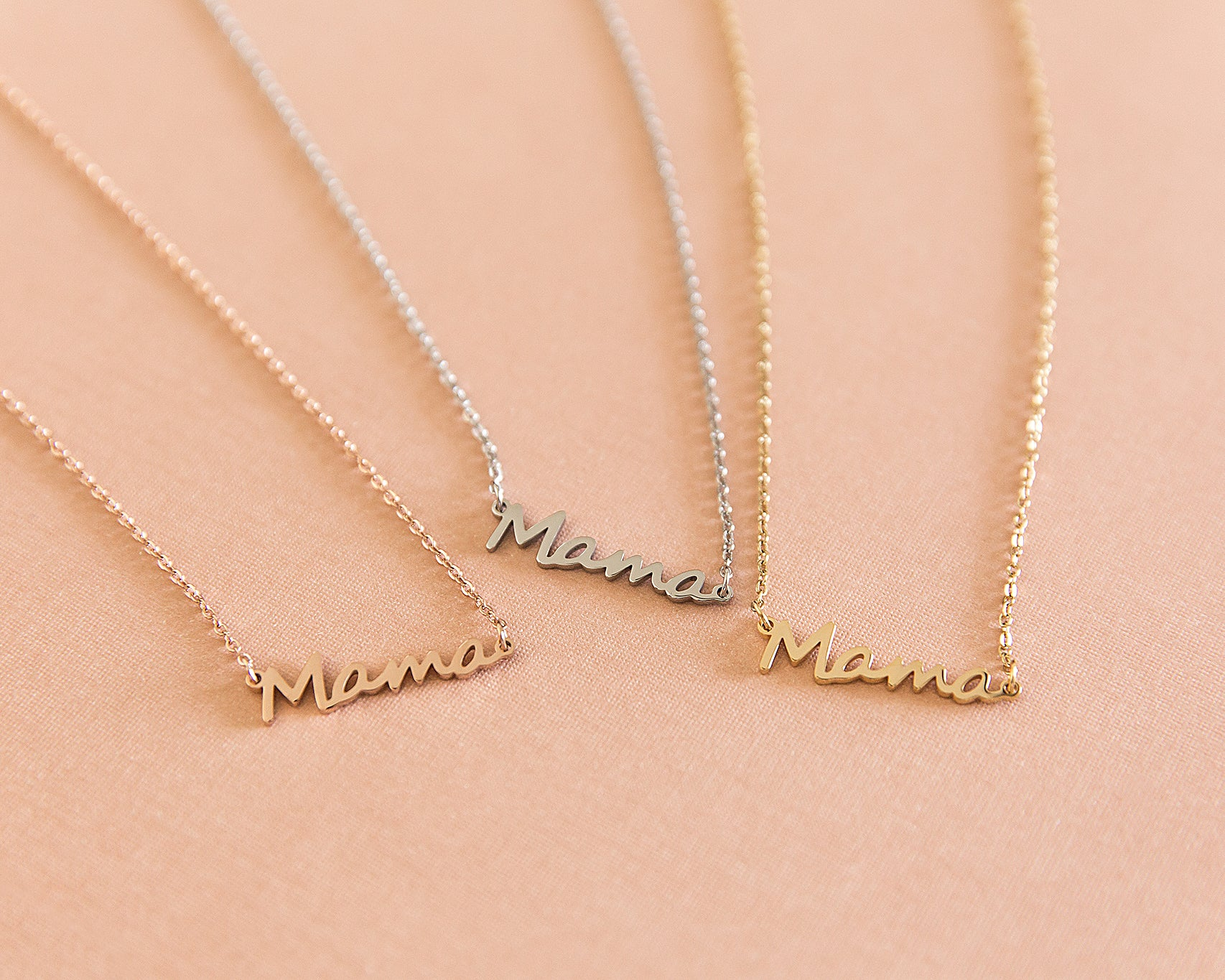 Mama Necklace for Mama - Reverie Threads