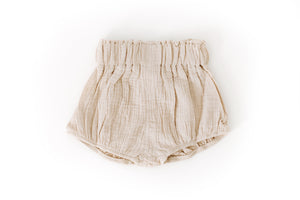 High Waisted Bloomers in Oatmeal