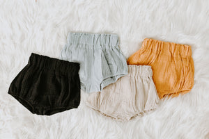 High Waisted Bloomers in Oatmeal - Reverie Threads
