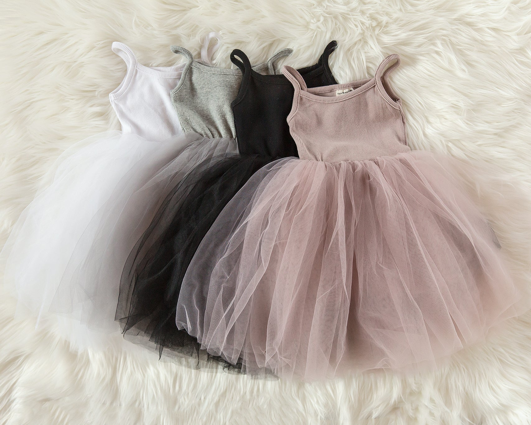 Ballerina Dress in Black