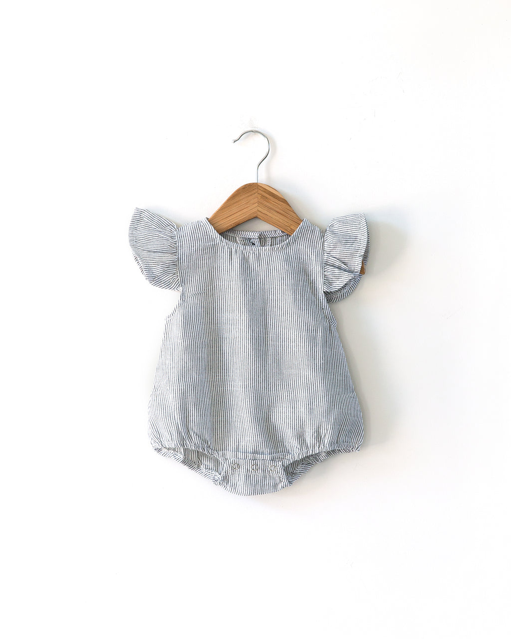Flutter Sleeve Romper - Reverie Threads
