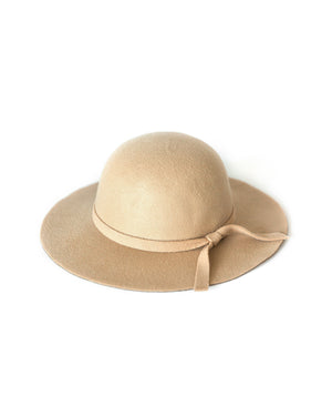 Floppy Hat in Camel - Reverie Threads