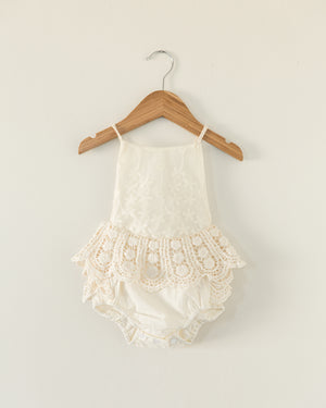 Crochet Boho Romper - Reverie Threads