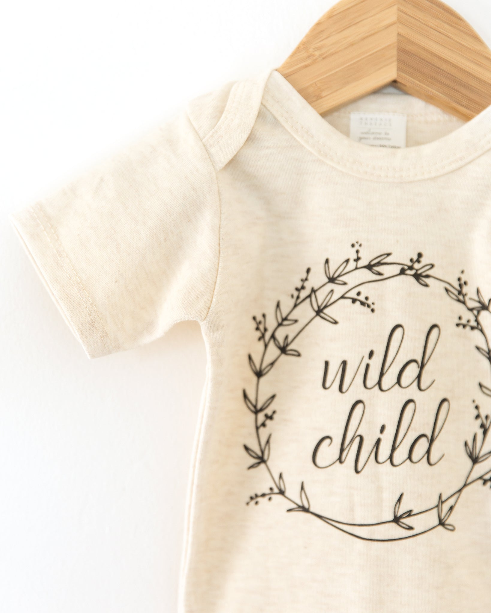 Wild Child Bodysuit - Reverie Threads