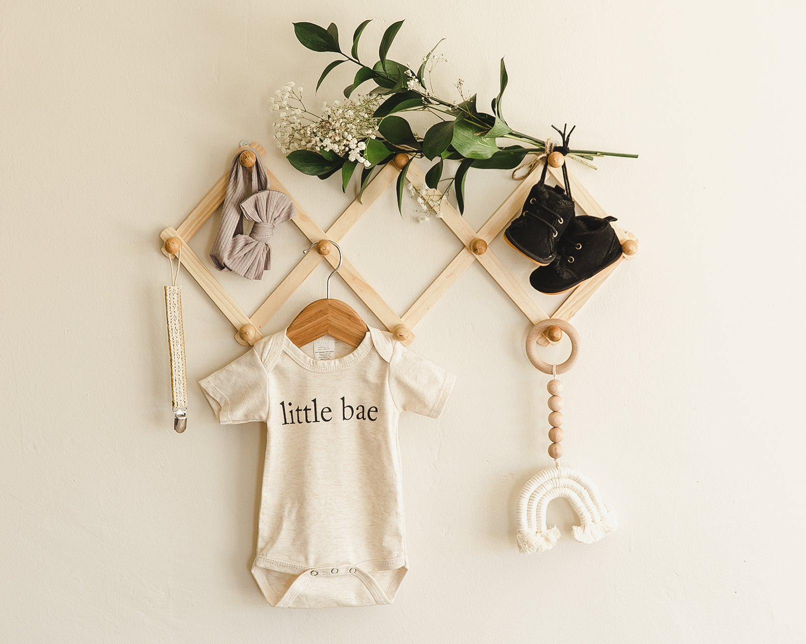 Little Bae Bodysuit - Reverie Threads