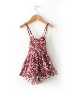 Scarlett Floral Summer Dress - Reverie Threads