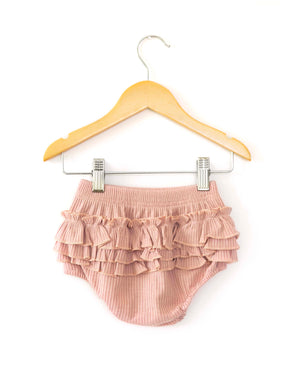 Betty Bloomers in Pink Ruffles - Reverie Threads