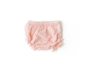 Ruffle Bloomers in Pink - Reverie Threads