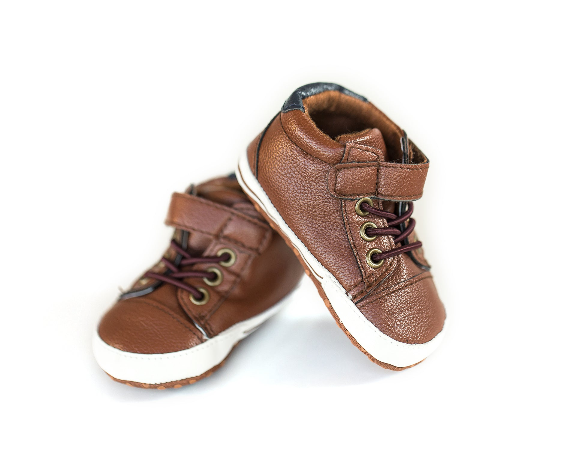 Dude Shoes in Leather Cognac - Reverie Threads