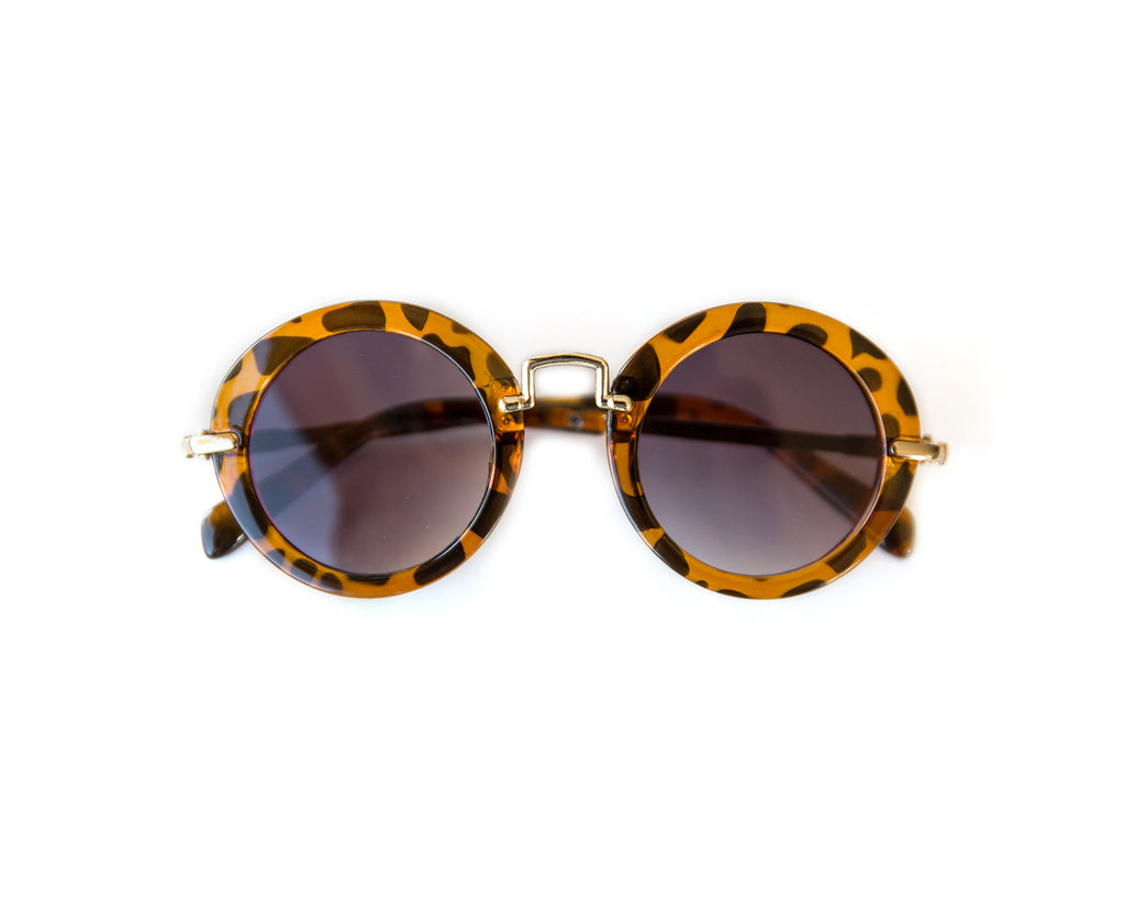 Juliet Sunnies in Cheetah Design - Reverie Threads