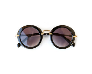 Juliet Sunnies in Black - Reverie Threads
