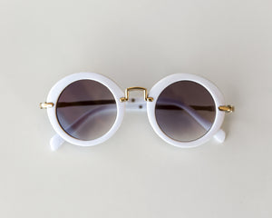 Juliet Sunnies in White - Reverie Threads