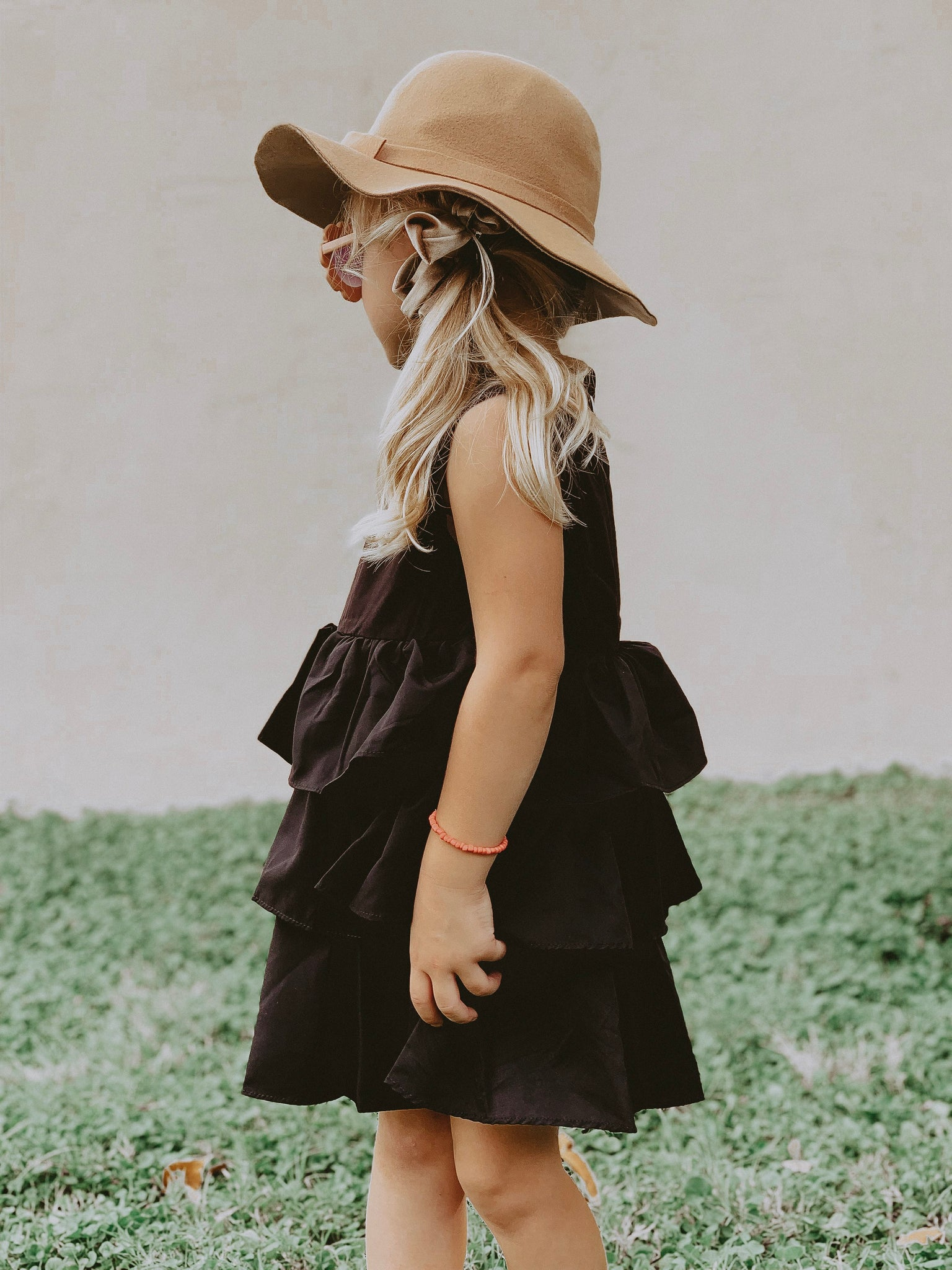 Floppy Hat in Camel