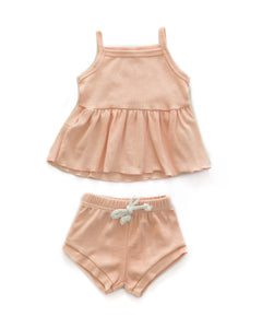 Candice Outfit in Light Pink - Reverie Threads