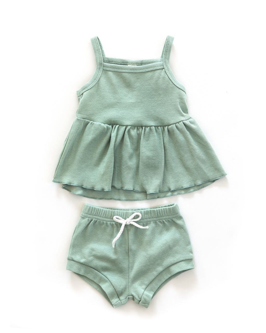 Candice Outfit in Mint - Reverie Threads