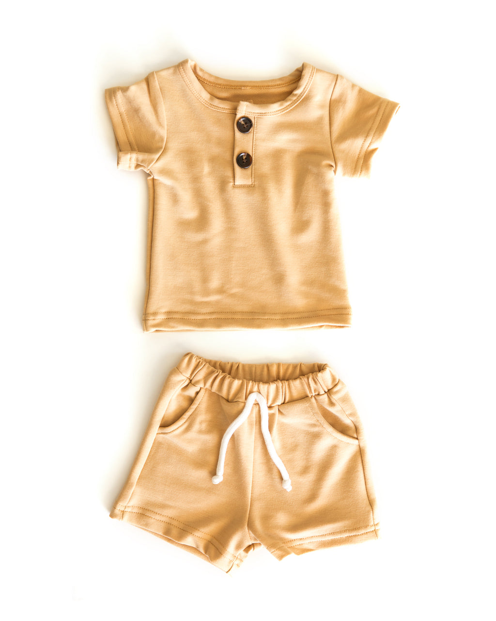 Ashton Cozies in Butterscotch - Reverie Threads