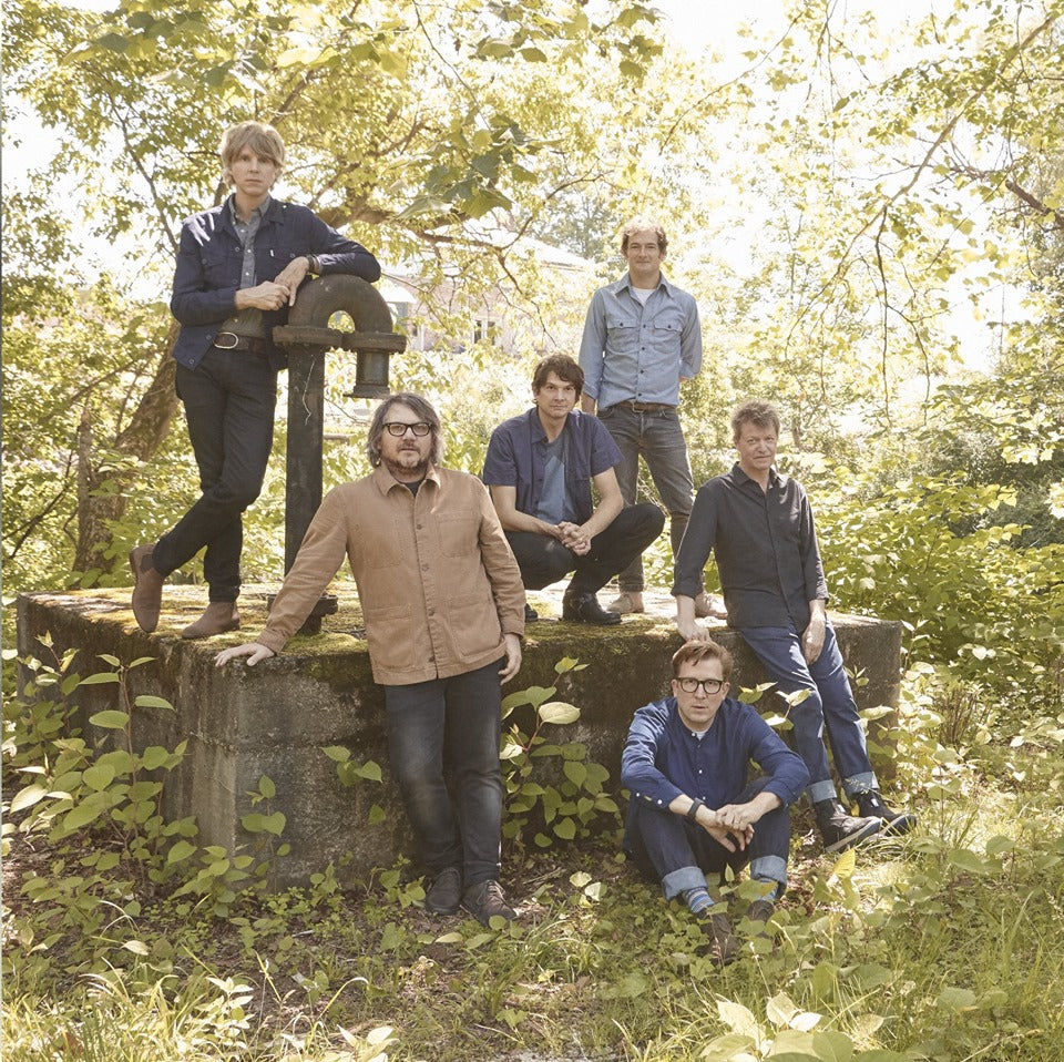 Wilco unveil their new album 'Ode To Joy'