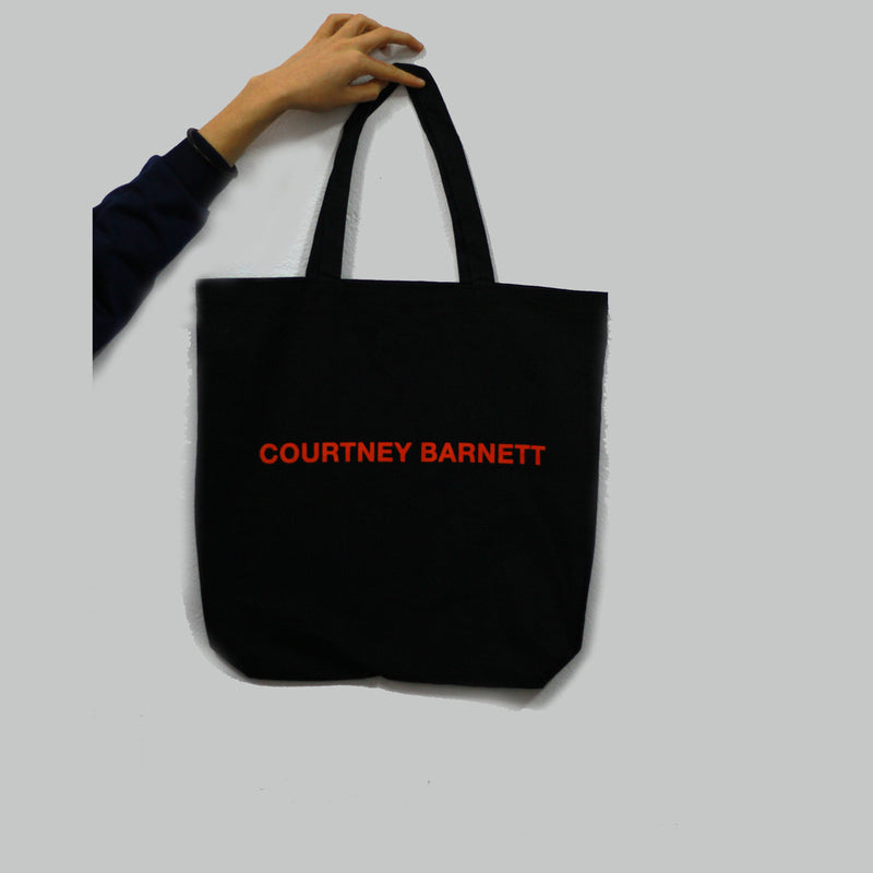 Courtney Barnett Tell Me How You Really Feel Tote Totebag- Bingo Merch Official Merchandise Shop Official