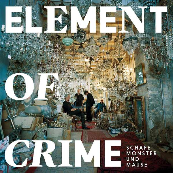 Element Of Crime Schafe, Monster und Mäuse LP LP- Bingo Merch Official Merchandise Shop Official