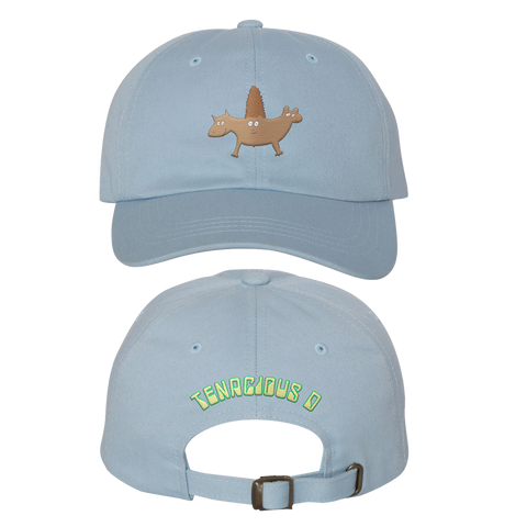 Tenacious D Embroidered Dad Hat Hat- Bingo Merch Official Merchandise Shop Official
