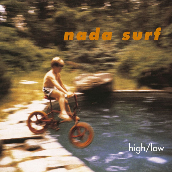 Nada Surf High/Low 20th Anniversary Edition LP LP- Bingo Merch Official Merchandise Shop Official