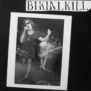 Bikini Kill Bikini Kill EP - Bingo Merch Official Merchandise Shop Official