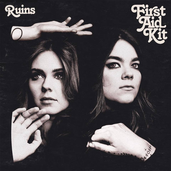 First Aid Kit Ruins LP LP- Bingo Merch Official Merchandise Shop Official